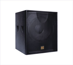 18 Inch 600W Professiona Speaker Subwoofer pictures & photos