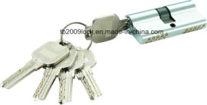 High Security Double Pins Computer Key Cylinder (C3360-251 CP) pictures & photos