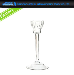 Table Lamp Crystal Candle Holder Glassware for Home Decoration pictures & photos