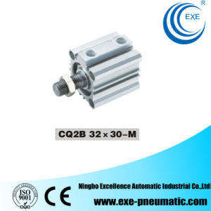 Cq2 Series Thin Type (Compact) Pneumatic Cylinder Cq2b32*30-M pictures & photos