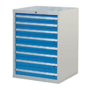 Westco Tool Cabinet with Drawers (Drawer Cabinet, Workshop Cabinet, ML-1325-8)