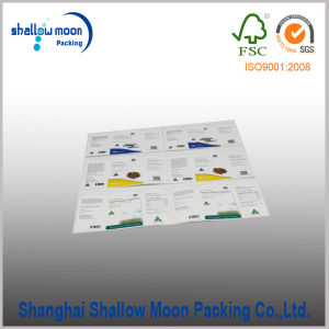 High Quality Factory Custom Paper Stickers (QY150333) pictures & photos