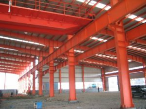 Sandwich Panel Roofing for Structural Steel Prefab Workshop pictures & photos