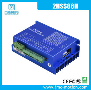 2HSS86h Hybrid Servo Driver for Stepper Motor for Engraving Machine pictures & photos