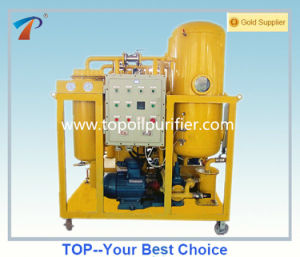 Waste Turbine Oil Purifier/Lubricating Oil Purifier Series Ty pictures & photos