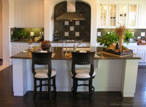 American Style White Kitchen Cabinets (w9) pictures & photos