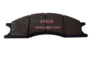 Excavator Brake Pads 2V9135 9051433 pictures & photos