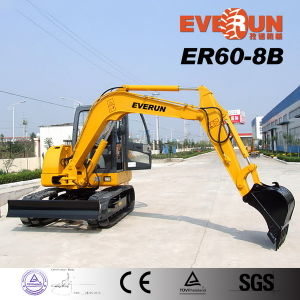 Everun Hydraulic Crawler Excavator Er60-8b for Sale pictures & photos