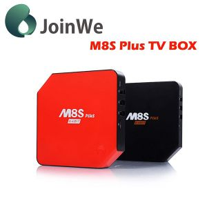 Android 5.1 M8s Plus Amlogic S905 TV Box pictures & photos