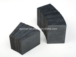 Promotional Motors Block Ferrite Magnet pictures & photos