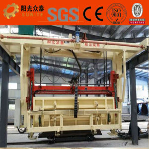 2016 Newest Light Weight AAC Block Making Machine at 200000 Cubic Meters Per Year pictures & photos