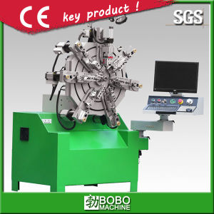 CNC Camless Wire Spring Froming Making Bending Machine pictures & photos