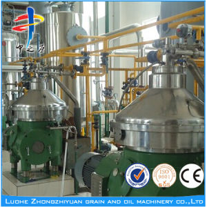 24 Hours Continuous Running Peanut Oil Refinery Equipment pictures & photos