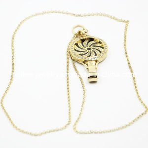Hot Sale Fashion Stainless Steel Necklace with Pendant pictures & photos
