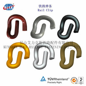 E Type Rail Clip for Railway Fastener pictures & photos