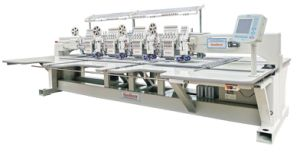 Coiling Embroidery Machine Series for T-Shirt Embroidery pictures & photos