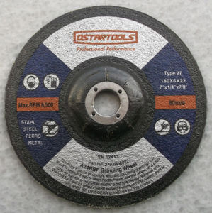 Ostar Depressed Center Metal Grinding Disc pictures & photos