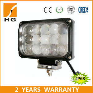 7inch 45W LED Squae CREE Work Light Headlight pictures & photos