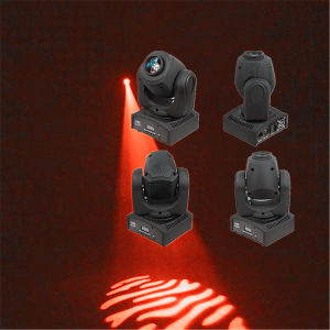 10W CREE LED Mini Moving Head American DJ Spot Light pictures & photos