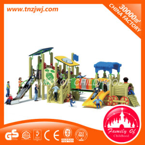 Kids Outdoor Wooden Toys Playground Equipment pictures & photos