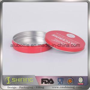 Aluminum Jar for Tea Leaf pictures & photos