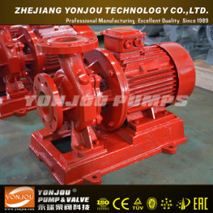 Xbd-D Series Variable Flow Constant Pressure Fire Tangent Pump pictures & photos