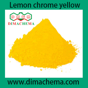 Pigment Lemon Chrome Yellow, Pigment Yellow 34 pictures & photos