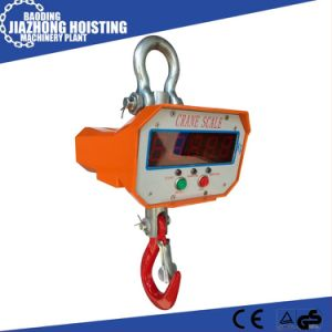 Chinese Portable Digital Hanging Crane Scale 1000kg pictures & photos