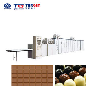 Automatic Chocolate Moulding Line pictures & photos
