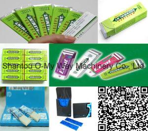 Stick Gum Automatic Packaging Machine Bubble Gum Production Line pictures & photos