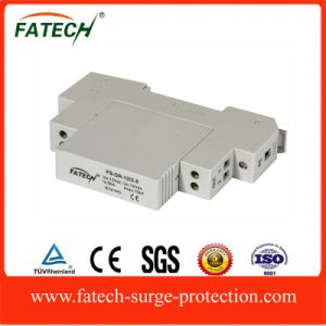 china express turkey 35mm Rail RS485 circuit surge protective device spd CCTV supply pictures & photos