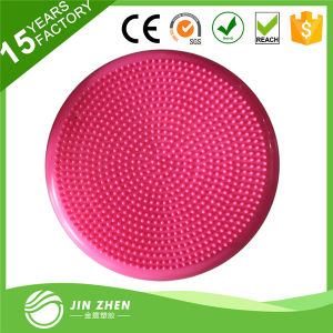 Colorful Fitness Eco PVC Massage Cushions with Pumbs