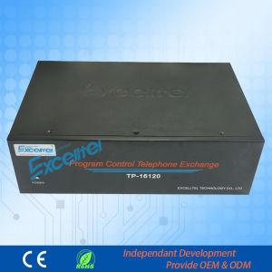 Excelltel Tp16120-8120 Intercom System Expandable Pabx pictures & photos