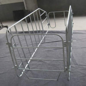 Galvanized Steel Enclosure for Pig Breeding pictures & photos