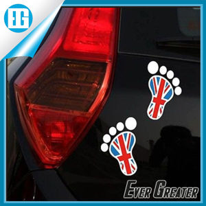 Clear Waterproof Vinyl Stickers for Car Decoration pictures & photos