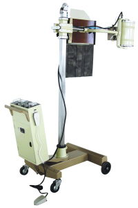 Medical Equipment 30mA Mobile X-ray Unit pictures & photos