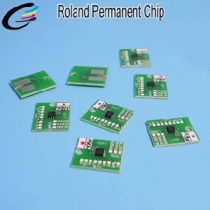 Eco Sol Max Permanent Chips for Roland Versaart Ra-640 Ink Cartridge Reset Chip Wholesale pictures & photos