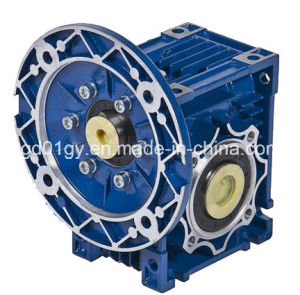 Nmrv Aluminum Worm Gear Speed Reducer pictures & photos