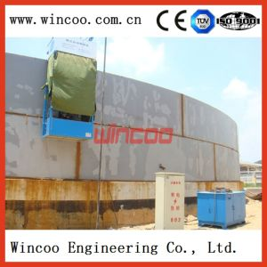 Automatic Seam Welding Machine/ Horizontal Seam Machine for Tank Construction pictures & photos