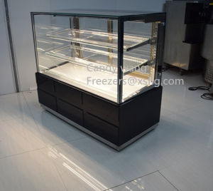 Xsflg-Cake/Pastry/Chocolate Display Case (CE) pictures & photos