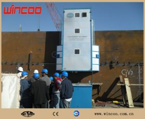 Automatic Seam Welding Machine/ Horizontal Seam Machine for Tank Construction pictures & photos