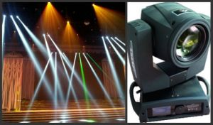 Professional Stage Lighting 200W/5r Beam Sharpy Moving Head