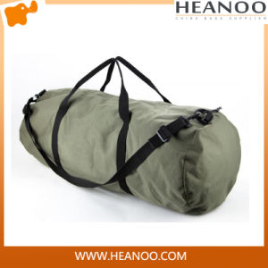 New Design Military Canvas Duffle Travel Sports Gear Bag pictures & photos