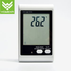 Dwl-10, Sound and Light Alarm Temperature Data Logger with LCD Diplay pictures & photos