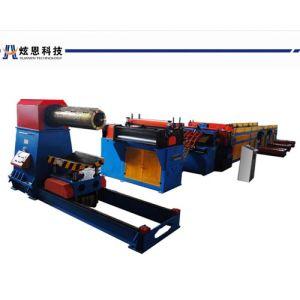 Metal Sheet Tinplate Cut to Length Line/Scroll Cutting Line Xe1100hb3-120