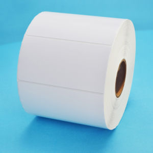 100*65mm*500PCS Roll Self Adhesive Coated Paper Art Paper Sticker Label pictures & photos