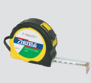 Customized Steel Digital Tape Measure with TPR Coated pictures & photos