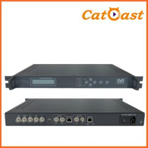 H. 264 Compression Single Channel MPEG-4 Avc/H. 264 HD Encoder pictures & photos