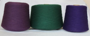 Natural Worsted/Spinning Yak Wool/Tibet-Sheep Wool Crochet Knitting Fabric/Textile/Yarn pictures & photos