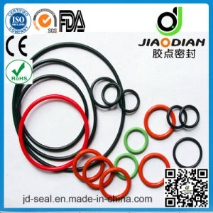 Low Price Translucent Vmq Pvmq O-Ring for Scuba (O-RING-0132) pictures & photos